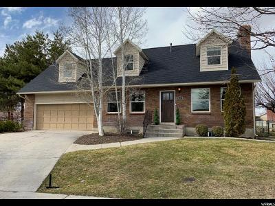 Orem Single Family Home For Sale: 871 E 375 N