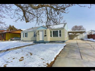 Brigham City Single Family Home For Sale: 421 S 200 W