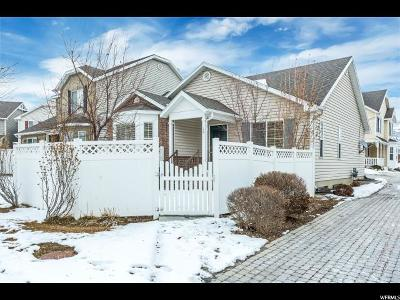 American Fork Townhouse For Sale: 19 S 800 E