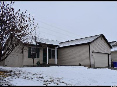 Eagle Mountain Single Family Home For Sale: 4648 N Long Way