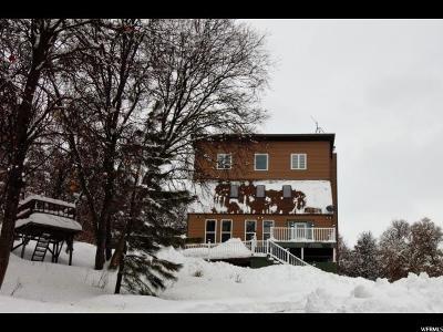 Preston Single Family Home For Sale: 7129 E Cub River Rd