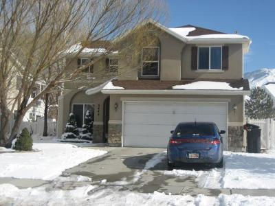 Tooele County Single Family Home For Sale: 5446 N Ardennes Way E