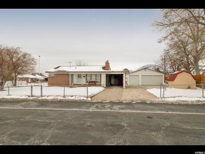 Salt Lake County Single Family Home For Sale: 911 E Sego Lily Dr #493
