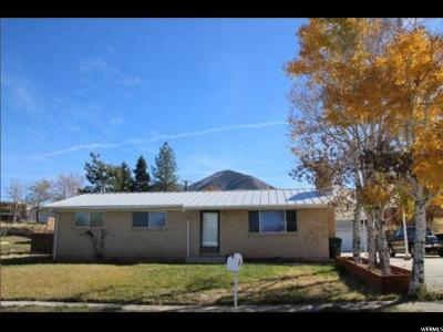 Tooele Single Family Home For Sale: 309 S 7th St E