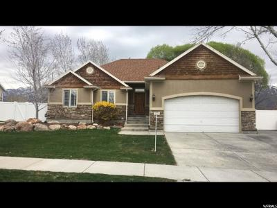 Draper Single Family Home For Sale: 11773 S Silver Spur Ln