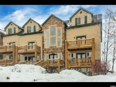 Weber County Condo For Sale: 3612 N Hunstman Path #602