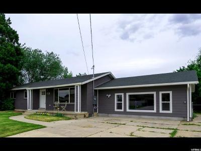 Davis County Single Family Home For Sale: 2623 S 2000 W