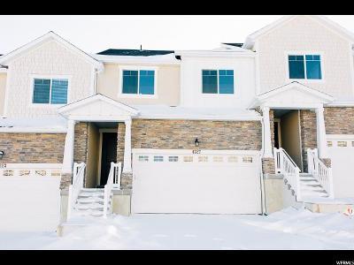 Herriman Townhouse For Sale: 4327 W Burwell Ln. Ln S