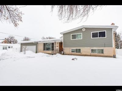 Wasatch County Single Family Home For Sale: 363 W Center St