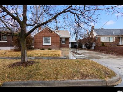 Provo Single Family Home For Sale: 582 W 200 N
