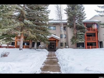 Park City Condo For Sale: 405 Silver King Dr #102