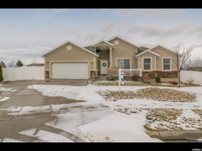 Spanish Fork Single Family Home For Sale: 1698 S 2330 E