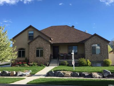 Utah County Single Family Home For Sale: 433 Rolling Sage Way