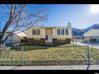Tooele UT Single Family Home For Sale: $235,000