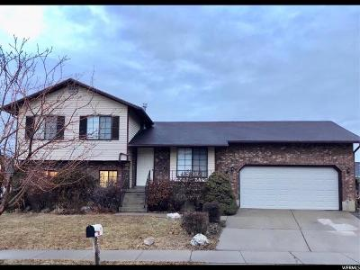 Weber County Single Family Home For Sale: 2796 W 5300 S