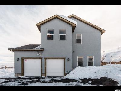 Park City Single Family Home For Sale: 786 E Silver Sage Dr