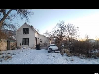 Single Family Home For Sale: 365 W 200 S