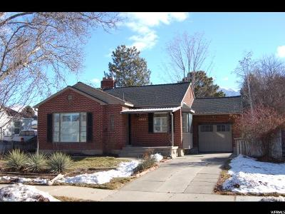 Single Family Home For Sale: 1911 S Imperial St