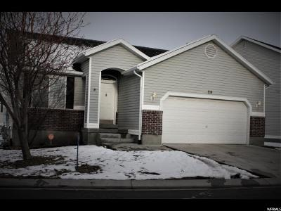 Tooele County Single Family Home For Sale: 150 Crystal Bay Dr.