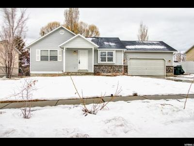 Tooele UT Single Family Home For Sale: $255,000
