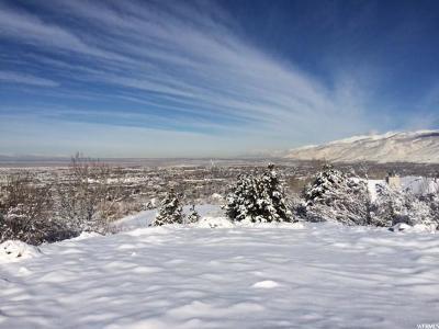 Davis County Residential Lots & Land For Sale: 79 Foxhill Cir