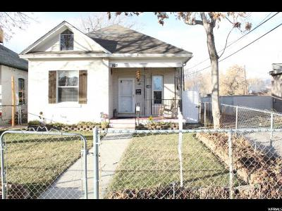 Salt Lake City Single Family Home For Sale: 922 W 400 S