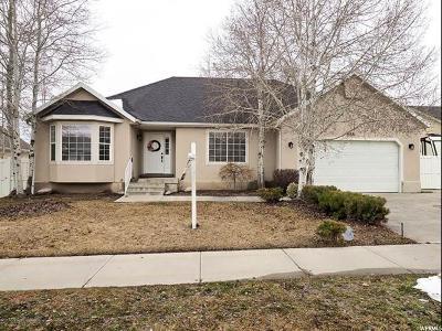 Draper Single Family Home For Sale: 888 W Vahe St S