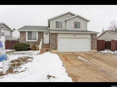 Davis County Single Family Home For Sale: 227 W 1980 S