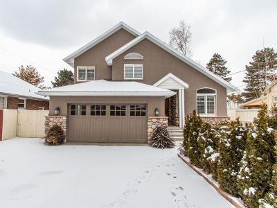 Salt Lake City Single Family Home For Sale: 2803 E Evergreen Ave S
