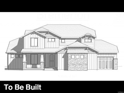 Orem Single Family Home For Sale: 85 W 2070 S #19