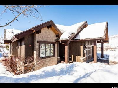 Park City Townhouse For Sale: 8855 Jeremy Point Ct #1
