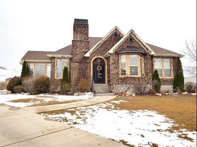 Saratoga Springs Single Family Home For Sale: 212 E Green Ct