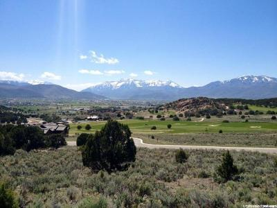 Wasatch County Residential Lots & Land For Sale: 623 N Ibapah Peak Dr (Lot 179)