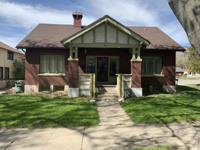 Weber County Multi Family Home For Sale: 982 E 24th St