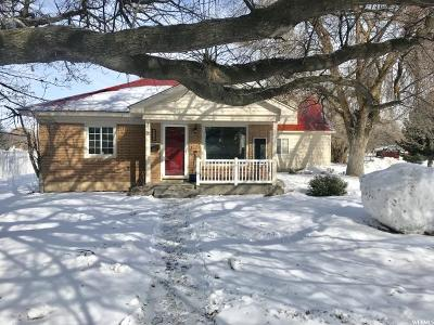 Preston Single Family Home For Sale: 479 E 1st S