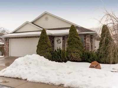 Weber County Single Family Home For Sale: 5158 S 350 E