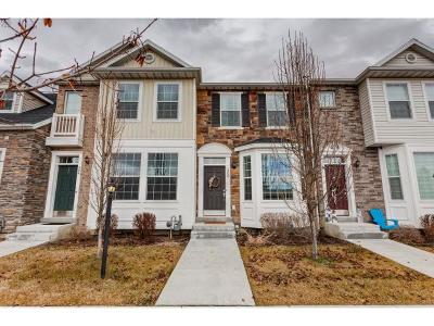 Provo Townhouse For Sale: 300 N 1280 W