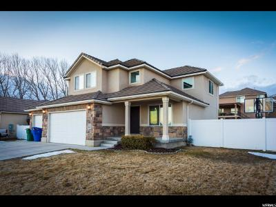 Lehi Single Family Home For Sale: 856 W 3200 N