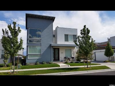South Jordan Single Family Home For Sale: 10269 S Petaluma Way W