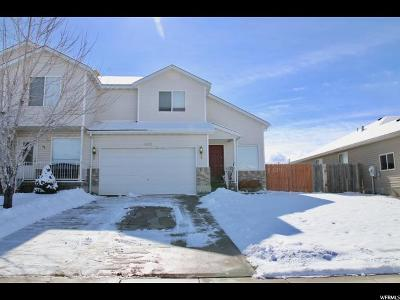 Tooele County Single Family Home For Sale: 867 W 700 S