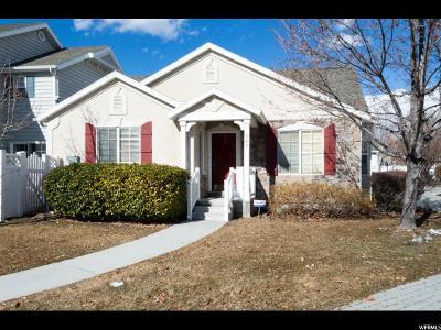 American Fork UT Townhouse For Sale: $285,000
