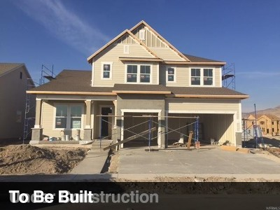 Lehi Single Family Home For Sale: 3132 W 2450 N