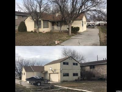 Provo Single Family Home For Sale: 81 S 1600 W