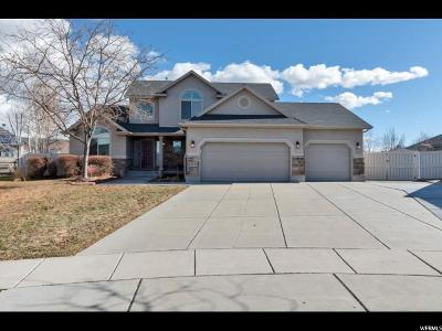 West Haven UT Single Family Home For Sale: $415,000
