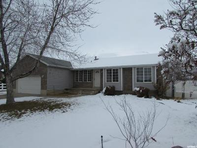 Syracuse UT Single Family Home For Sale: $329,900
