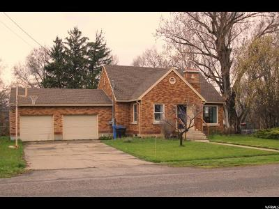 Single Family Home For Sale: 253 N 300 E