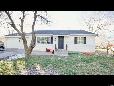 Santaquin Single Family Home For Sale: 245 N 300 W