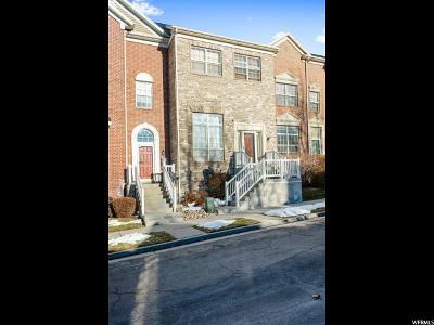 Draper Townhouse Under Contract: 14115 S Senior Band Rd E