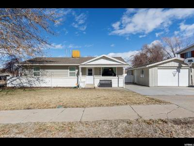 Weber County Single Family Home For Sale: 2664 W 5000 S