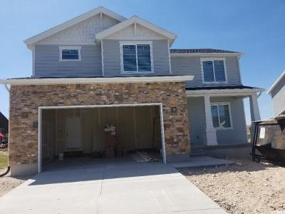Santaquin Single Family Home For Sale: 328 Stone Dr #137
